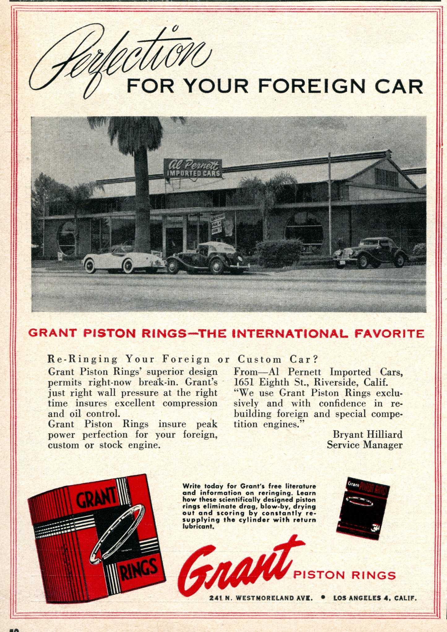 1954 autos
