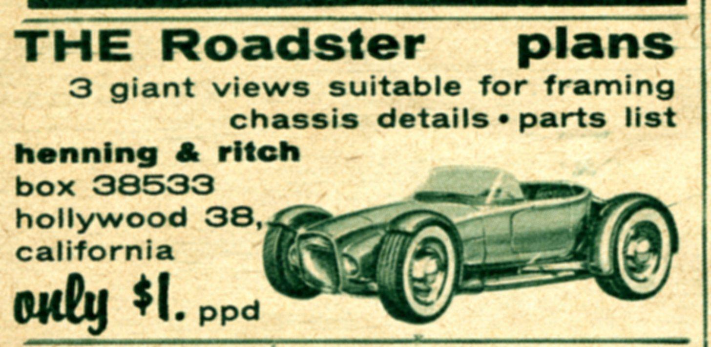 Vintage Fiberglass Ads