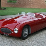 Vale Wright Based The Design Of His Car On The 1947 Cisitalia 202 SM Nuvolari Spider