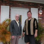 Perry Was Kind Enough To Take Time And Drop By My Home In Tampa With His Wife Sally In January 2010.