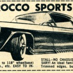This is the First Reference to the El Morocco - It Appeared in the Spring 1959 Almquist Catalog and is a Highly Stylized Drawing.  Pretty Cool Though for 1959.