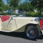1937 MG TA - F