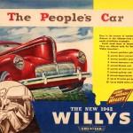 1942 America Brochure Cover