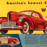 1942 Americar Deluxe and Wagon