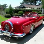 1953 Buick Skylark - R - red
