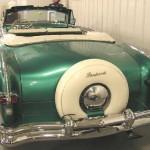 1953 Packard Carib Cont Kit R grn