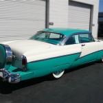 1955 Mercury HT - Cont Kit - R - grn