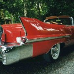 1958 Cadillac Conv - Cont Kit - Wellwood Restoration