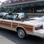 1985 Chrysler LeBaron T&C Cont Kit