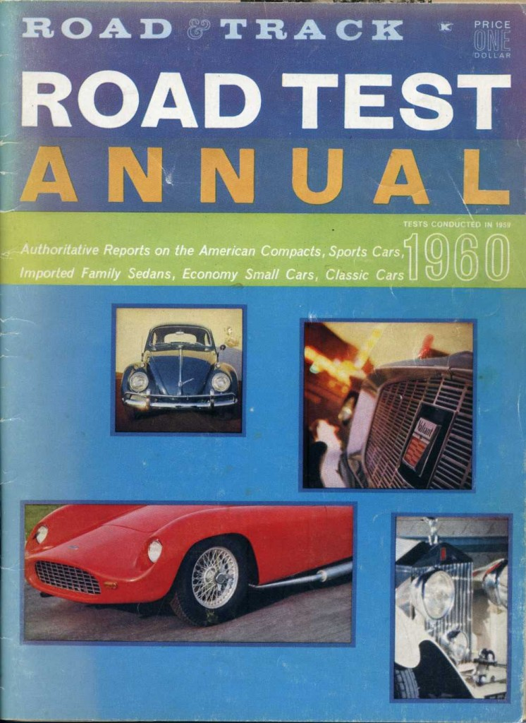 1960_Annual_Road & Track_Road Test