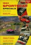 1960_Trend Book_Sportscar Specials