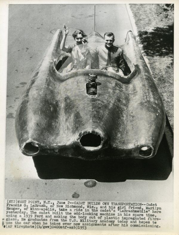1953 LaBrashmobile