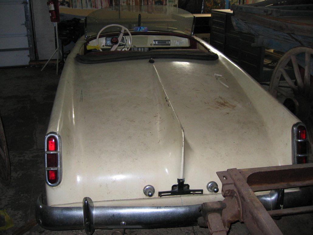 Henry J custom rear [Masano Sports Car – Three Tailed Wonder From Reading PA