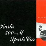 1955 Kurtis 500M