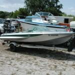 Glasspar G3 Boat