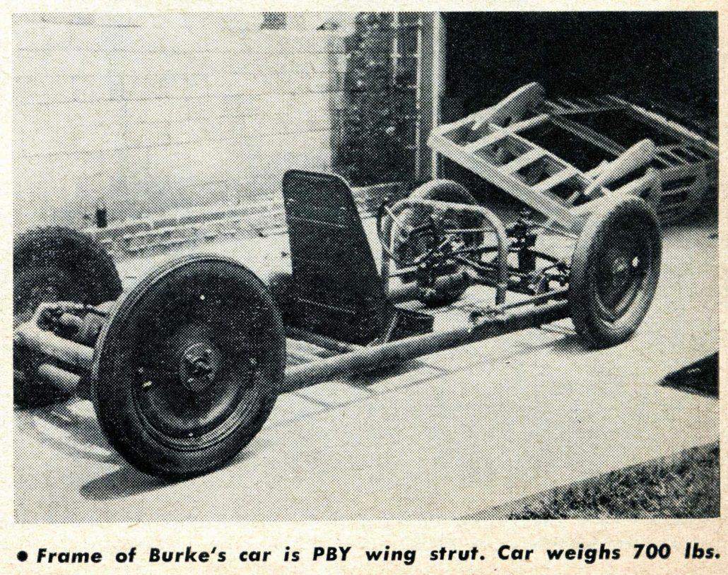 Hot Rod - September 1952
