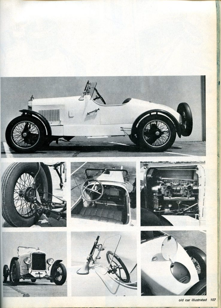 The Heritage of Kit Cars - The 1924 Mercury Sport Roadster ...