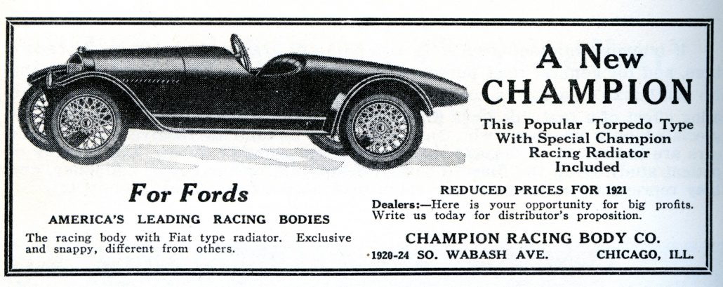 The Heritage Of Kit Cars The Mercury Sport Roadster