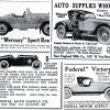 The Heritage of Kit Cars – The 1924 Mercury Sport Roadster