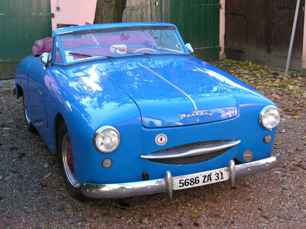 1954 Dyna-Panhard Junior - French Built and Designed Two Cylinder Sports Car