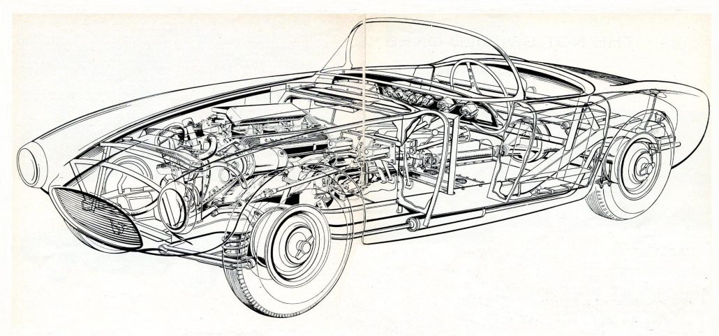 engineering drawing car sketch coloring page