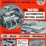 "This is the 1963 Almquist Catalog Where The ""Thunderbolt"" Made its Debut."