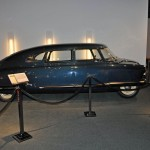 Side Shot of 1946 Stout Project Y at The Petersen in 2010.