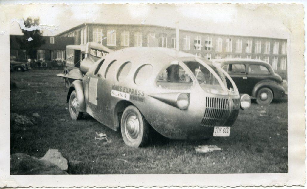 Express - A Car That Bob