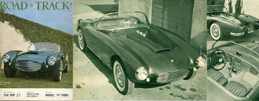 World's Most Beautiful Sports Car: The Byers SR-10…