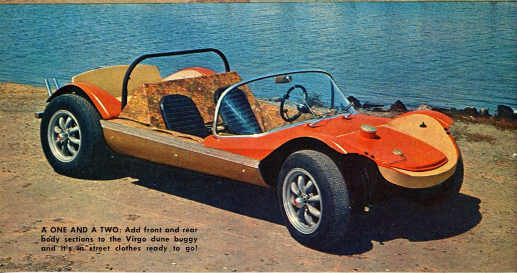 Doom Buggies Cars >> Beau Hickory Does It Again! Is It A Dune Buggy or Sports Car? The Virgo Is Both ...