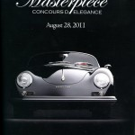 "Wow!  Fabulous Fiberglass Gets Title Billing on The Cover of ""The Masterpiece"""