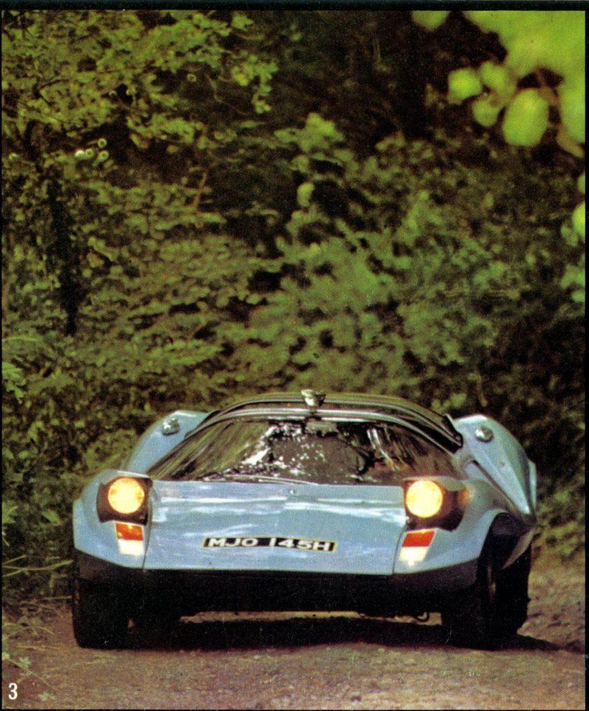 The Probe 16 The Adams Brother S Futuristic Concept Car