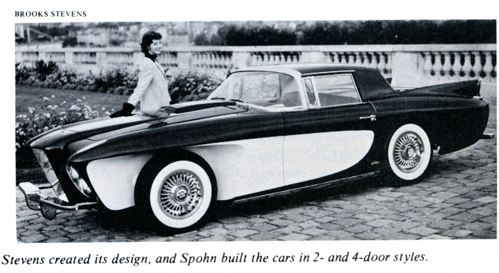 the george barris of ravensburg spohn coachworks special interest autos jan feb 1974. Black Bedroom Furniture Sets. Home Design Ideas