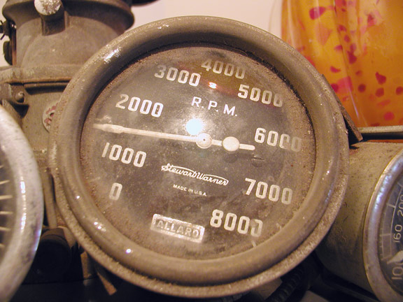 dashboard fingerprints the history of gauges for your hot rod here s a tach