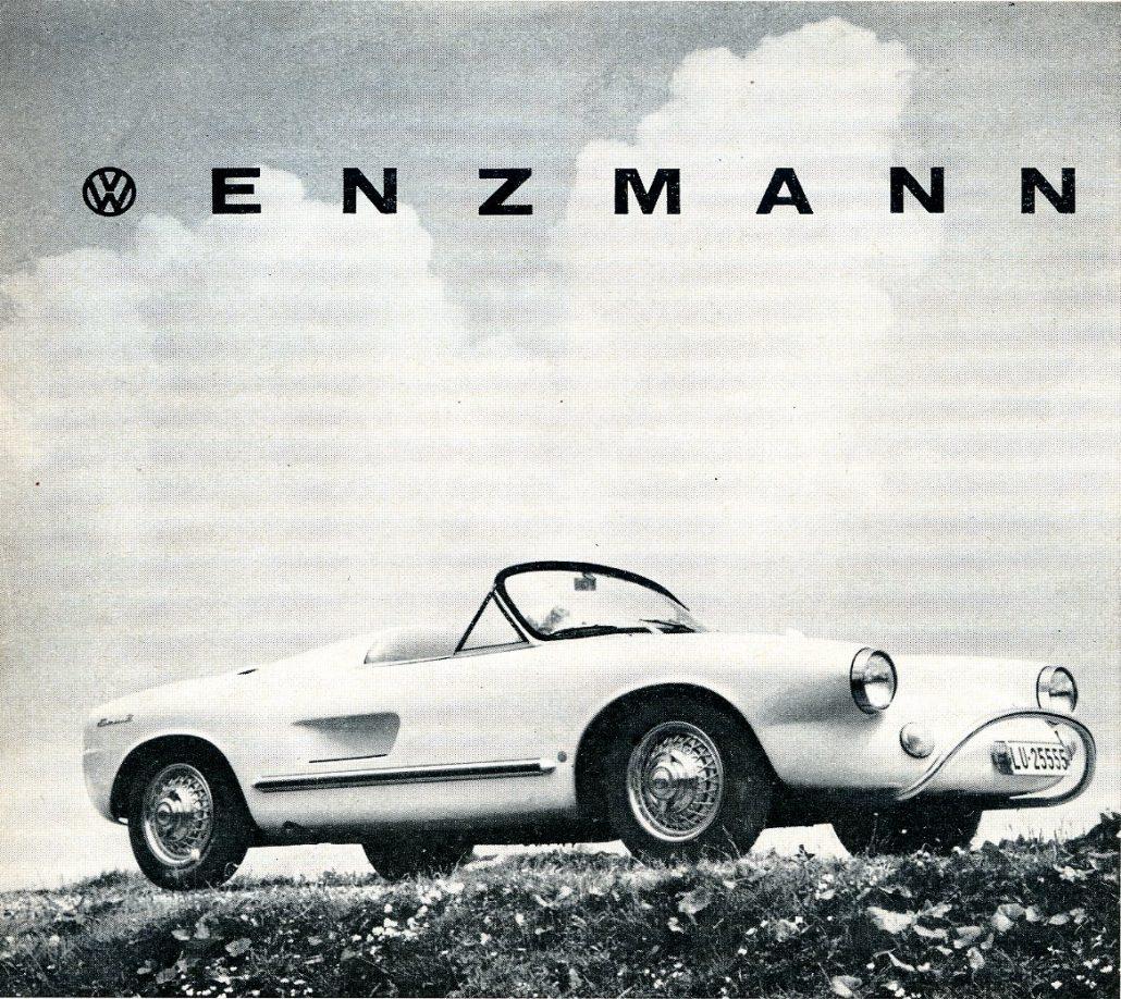 The 1960 Enzmann 506 From Switzerland