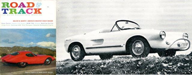 The 1960 Enzmann 506 From Switzerland U2013 VW Based European Sports Car