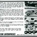 This Devin Ad Also Appeared In The Same Issue As The Article Above in June, 1960.