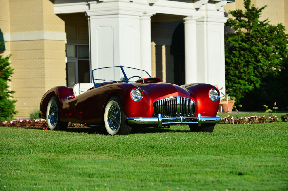 1952 Glasspar G2 Roadster