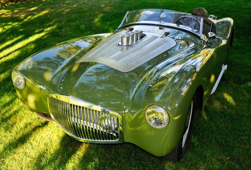 1952 Glasspar G2 Roadster