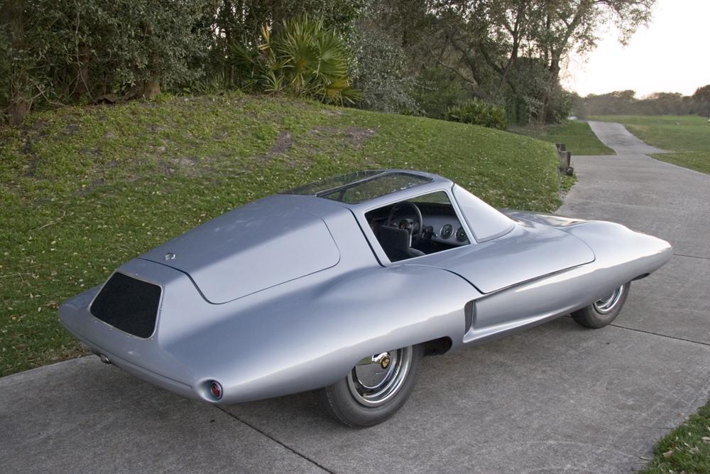 1961 Tiburon Coupe