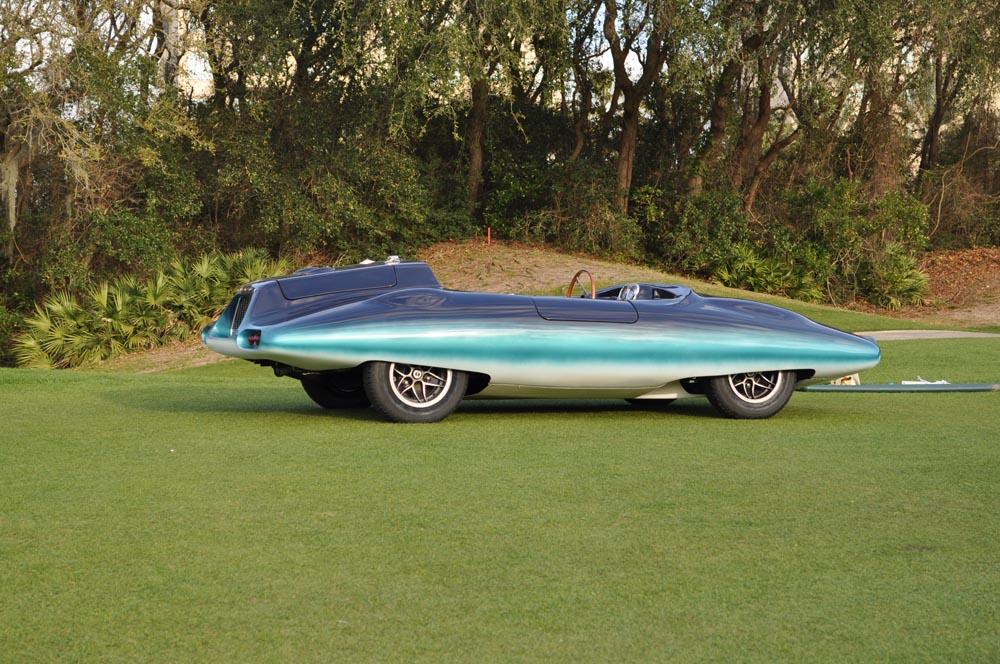 1962 Shark Roadster