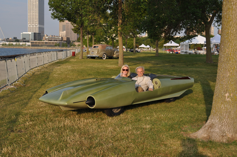 1963 Concept Car of the Future by John Bucci