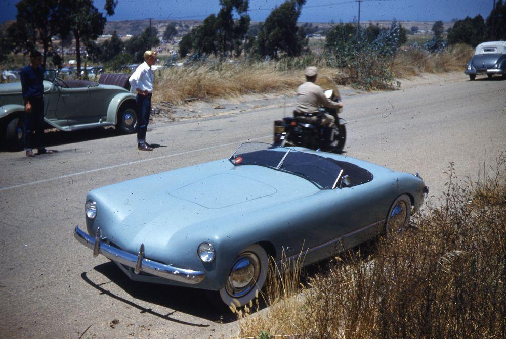 1951 Lancer Roadster