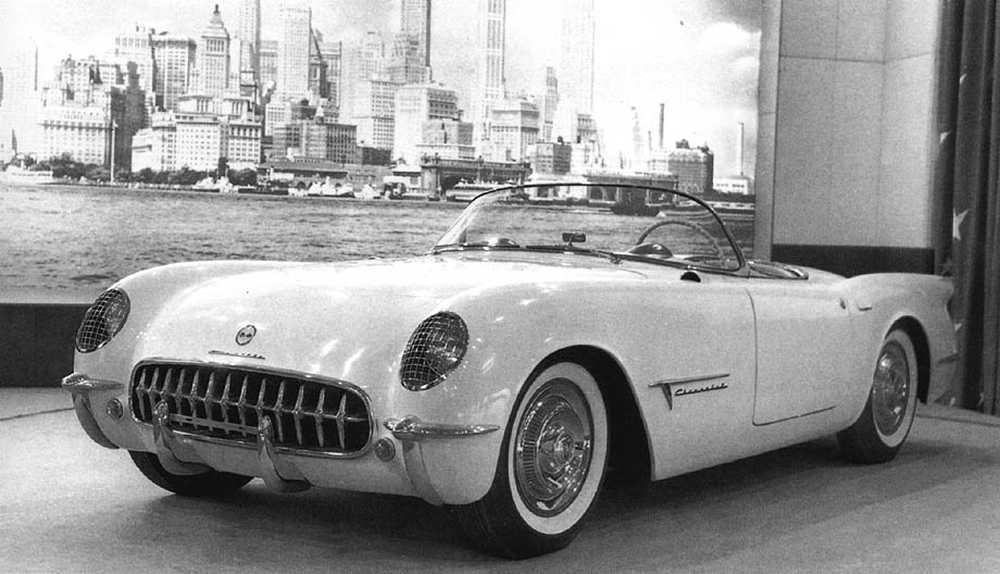 1953-Chevrolet-Motorama-Corvette