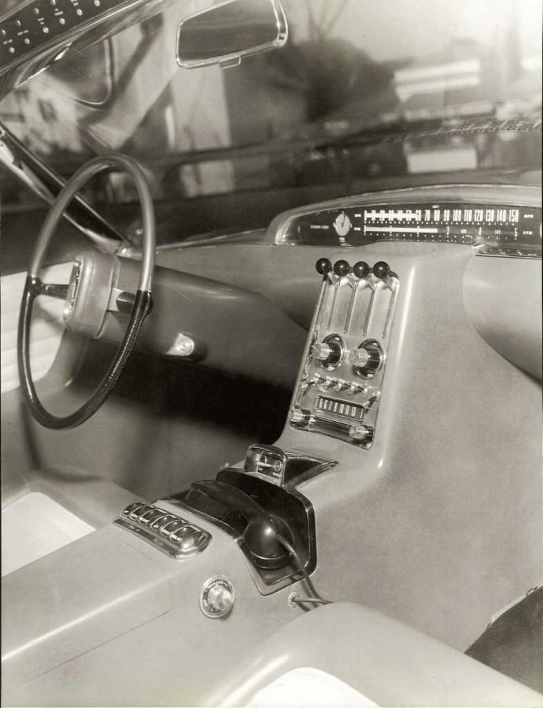 1953 Lincoln XL 500 Concept car