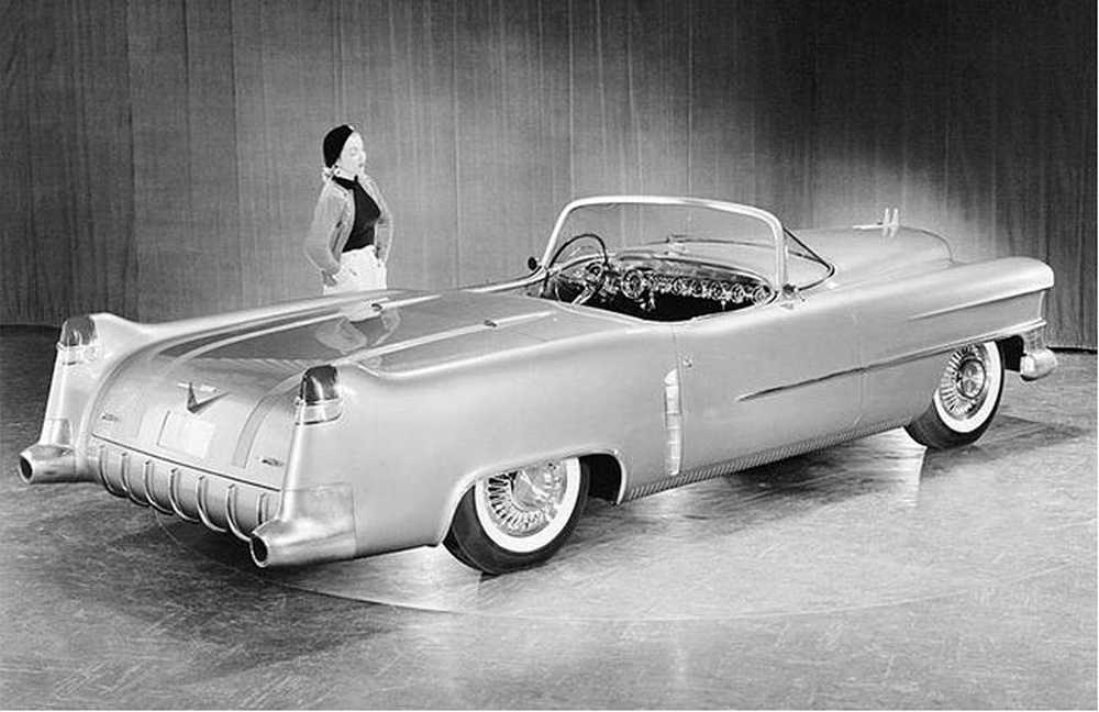Concept Cars From Detroit 1953 To 1956