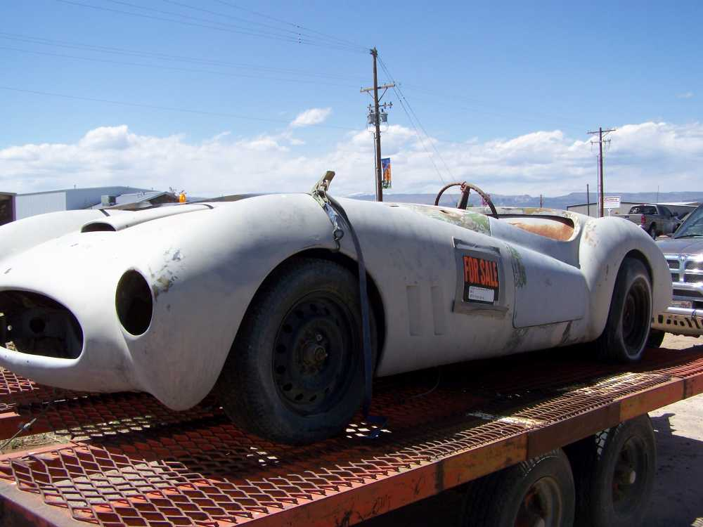 A New Victress S1 Roadster Surfaces: Mike Akens Lucky Find ...