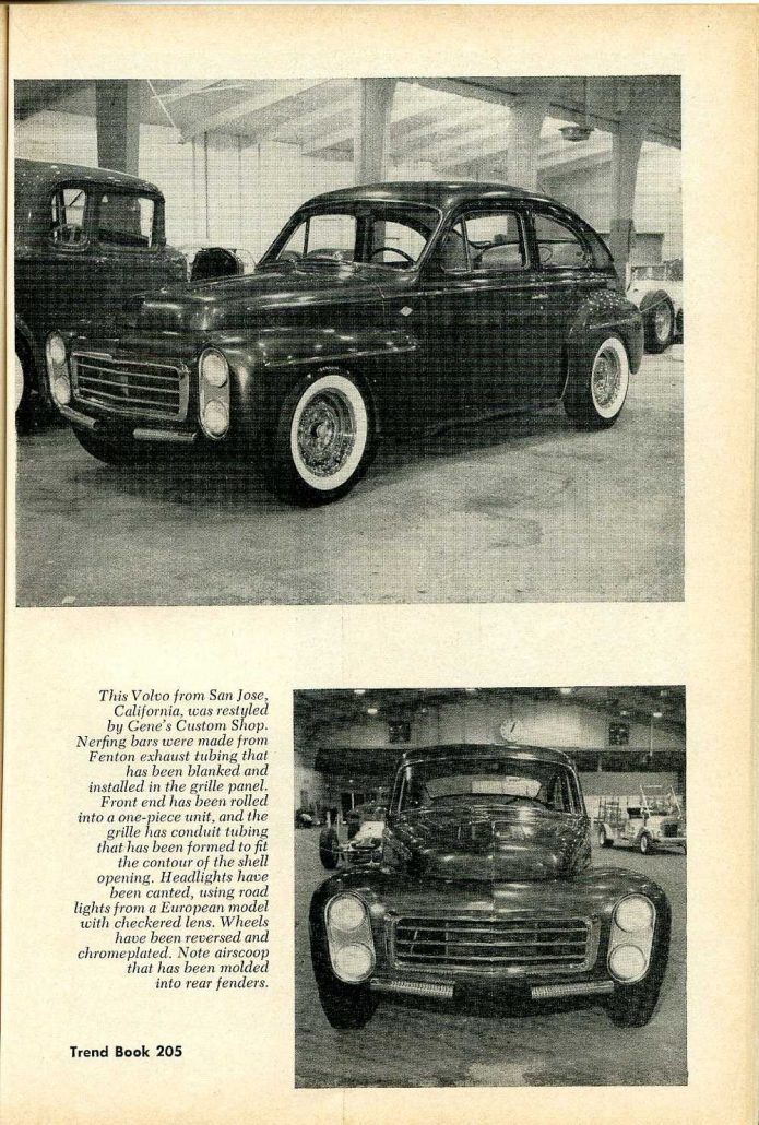 Undiscovered Classics Page 5 Volvo Pv444 Wiring Diagram Vintage Car Electrical Ill