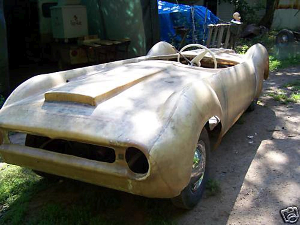 Here's Darren's 1955 Cougar - And What A Great Story He's Uncovered Of It.