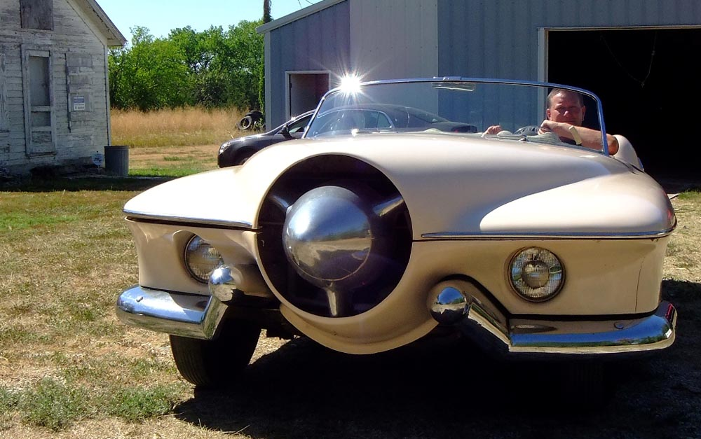 "The 1953 Manta Ray Appears on Wayne Carini\'s ""Chasing Classic Cars ..."